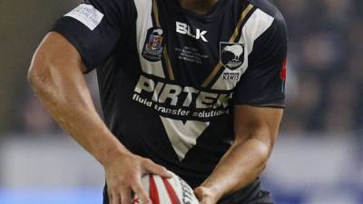 Rugby league - Emotional Warrior Tuivasa-Sheck wins Dally M Medal
