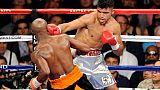 Boxe: le champion des welters Victor Ortiz accusé de viol