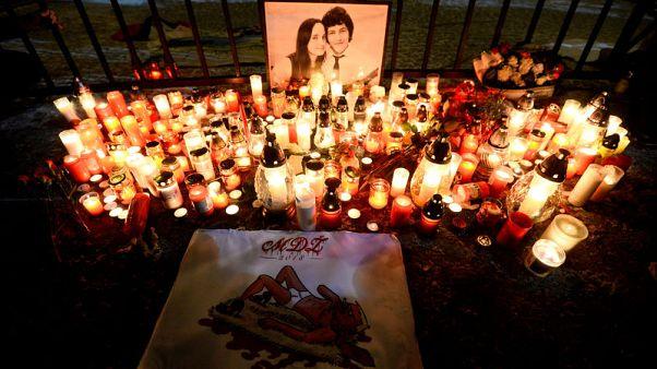 Slovak police detain suspects over journalist murder - media, lawyer