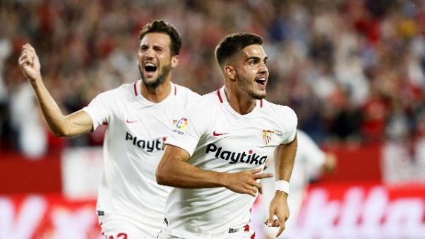 Liga, Real Madrid ko 3-0 a Siviglia