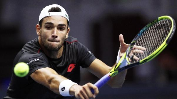 Tennis: Chengdu Open, Berrettini fuori