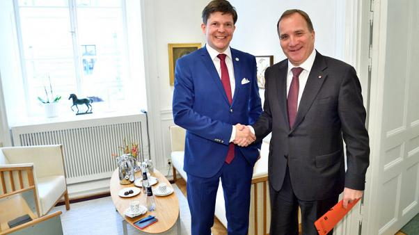 Swedish parties begin search for way out of political deadlock
