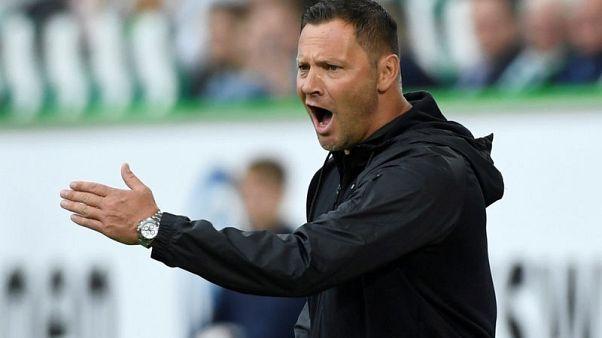 High-flying Hertha eye rare triumph over Bayern