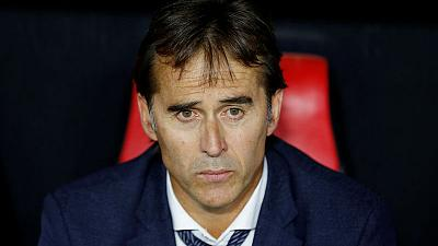 Lopetegui laments lack of urgency in Real humiliation