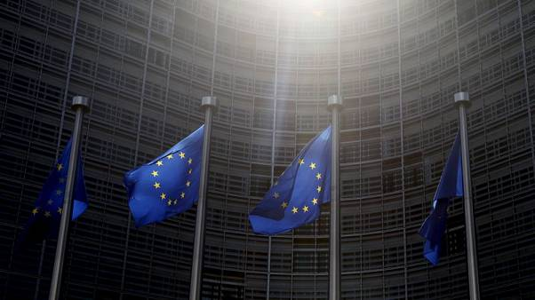 Euro zone economic sentiment dips for ninth straight month in Sept