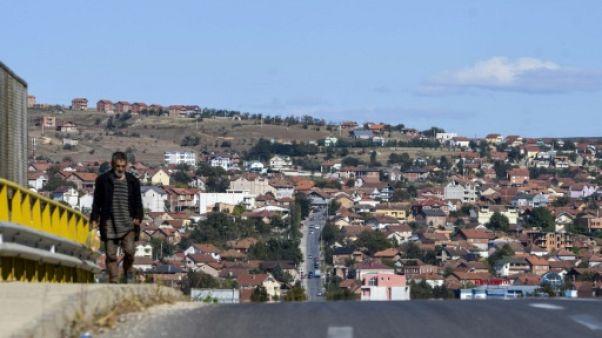 Le village d'Aracinovo, près de Skopje, le 26 septembre 2018 en Macédoine