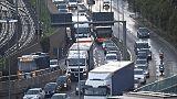 Crollo ponte, in tilt traffico zona