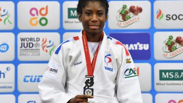 Mondiaux de judo: la France face au Japon en finale