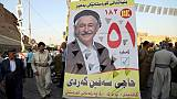 Irak: le Kurdistan élit ses députés un an après la facture salée du référendum