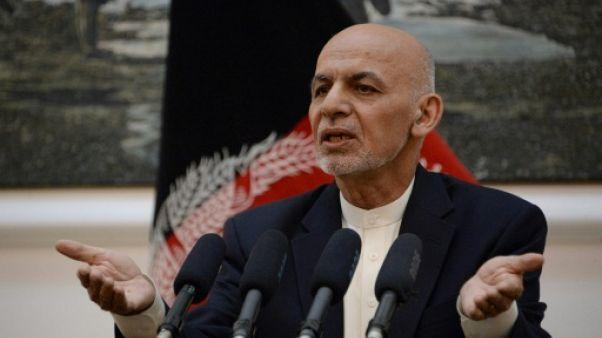 Le président afghan cible de roquettes : pas de blessés
