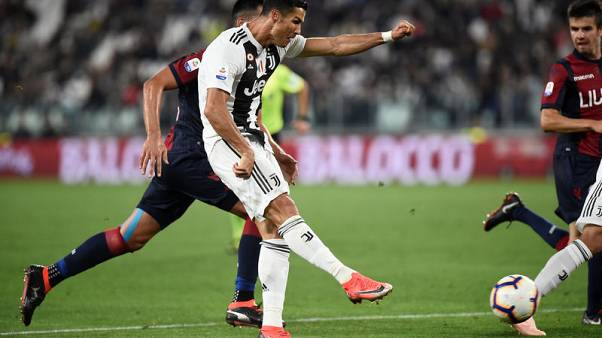 Ronaldo cleared to face United in Champions League