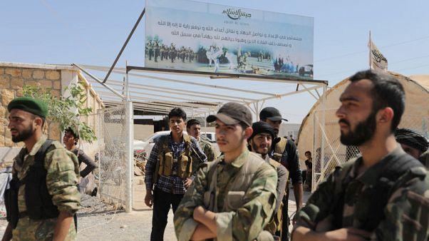 بعيدا عن الديار.. جيش الإسلام يبدأ من جديد في شمال سوريا