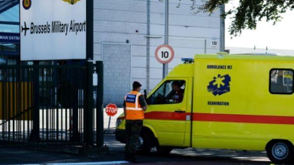 """Belgique: la reine Paola a quitté l'hôpital, après """"un léger AVC"""""""