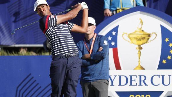 Ryder Cup: Finau, Usa e' dream team