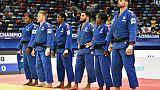 Judo: la France en argent, le Japon en or