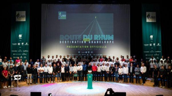 """Route du Rhum: un """"trip"""" volant pour ses quarante ans"""