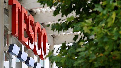 Tesco trials paying UK customers to return plastic bottles