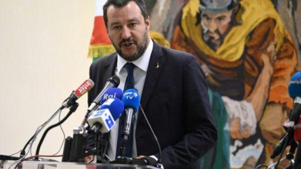 En Tunisie, Salvini veut bloquer les départs et favoriser les rapatriements