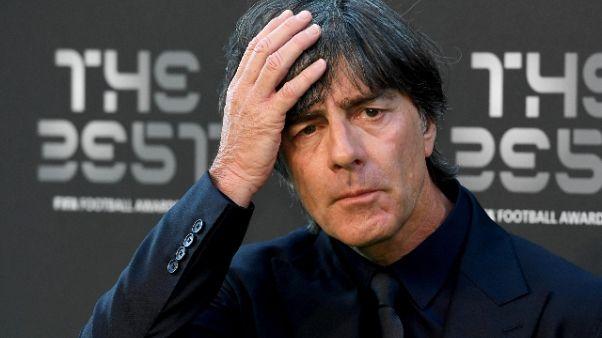 Loew: Euro'24 grande stimolo per giovani