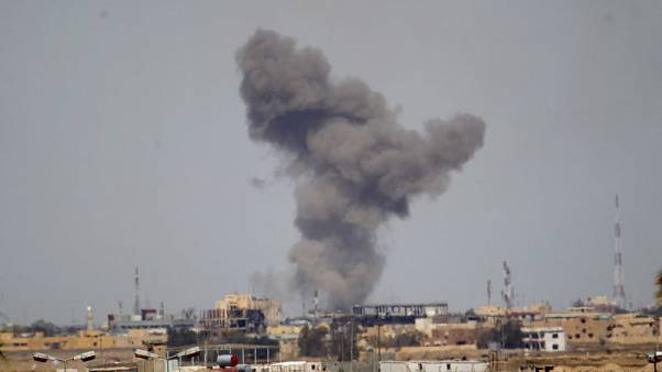 U.S.-led fight on Islamic State killed more than 1,100 civilians - Pentagon