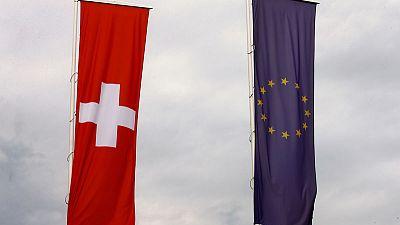 Swiss-EU talks still short of clinching treaty - Swiss foreign minister