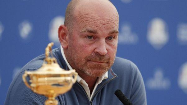 Bjorn, Europa sempre unita con Ryder Cup