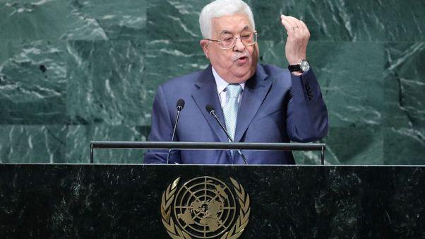 عباس يدعو ترامب للتراجع عن قراراته المتعلقة بالقدس والمساعدات