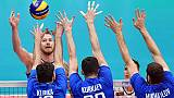 Pallavolo:Usa-Russia 3-0,russi eliminati