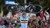 Ciclismo: Mondiali, oro Jr. a Evenepoel