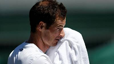 Murray powers past Goffin into Shenzhen quarters