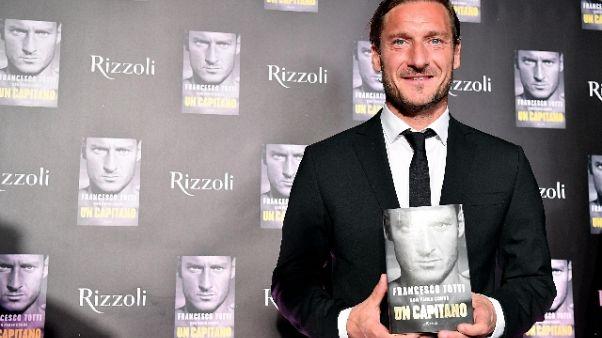 """Totti """"Io presidente Roma? Perché no..."""""""