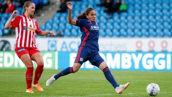 Ligue des champions dames: le PSG et l'OL en 8e