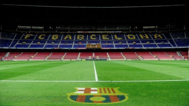 Le Camp Nou, stade du FC Barcelone