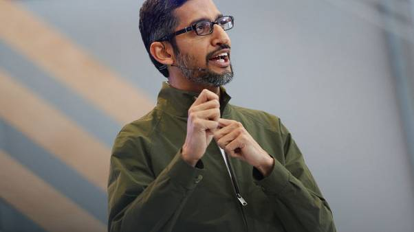 Google CEO meeting with lawmakers amid Republican criticism