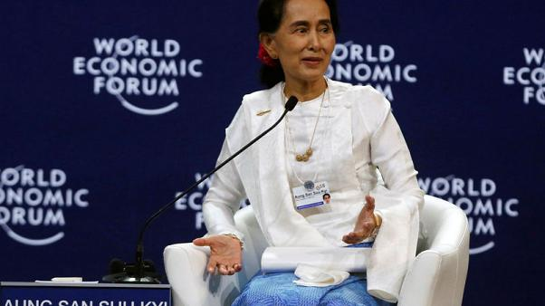 Canada MPs, in symbolic move, vote to strip Suu Kyi of citizenship