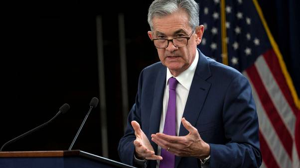 جيروم باول يجدد القول بأن المركزي الأمريكي سينهج مسارا تدريجيا لزيادات الفائدة