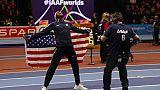Dopage: le champion olympique de triple saut Will Claye blanchi