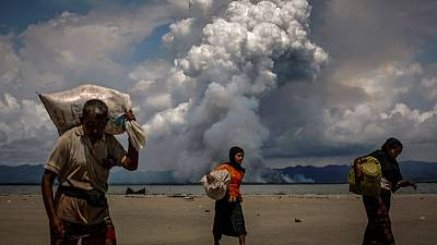 Those responsible for Myanmar crimes could face genocide charges - U.S.