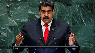 Venezuela president says U.N. human rights chief welcome to visit