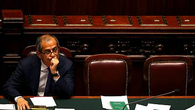 Italy's president asked economy minister not to resign - reports