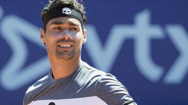 Chengdu Open, Fognini in semifinale