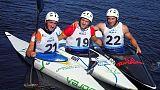 Canoa slalom: Mondiali, 3 azzurri avanti