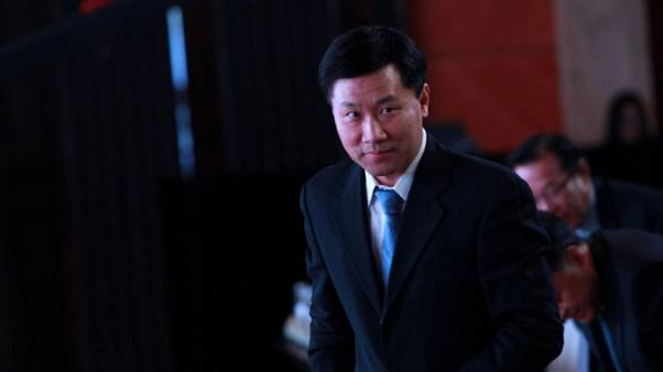 Ex-Chinese securities regulator vice chairman sentenced to 18 years in prison - local court statement