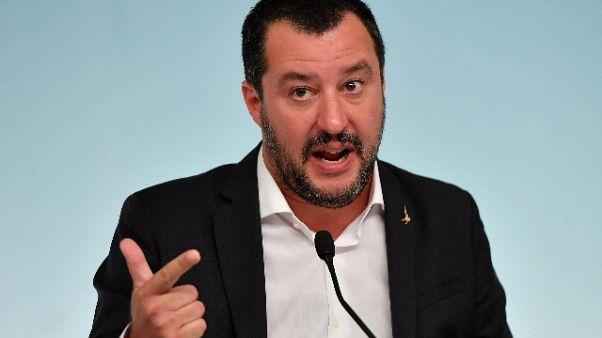 Salvini, ho suggerito commissario Genova