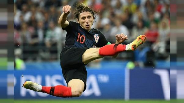 """Mondial-2018: """"Pas facile de s'en remettre"""", explique Modric"""