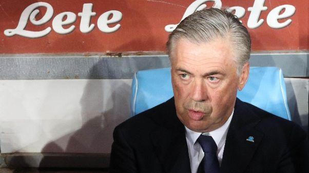 Ancelotti, con Juve serve gara perfetta
