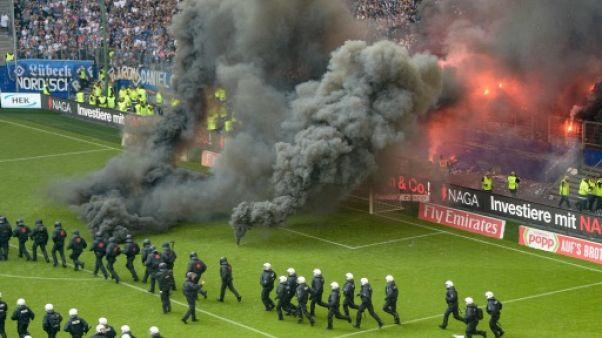 Allemagne: le derby de Hambourg sous très haute surveillance