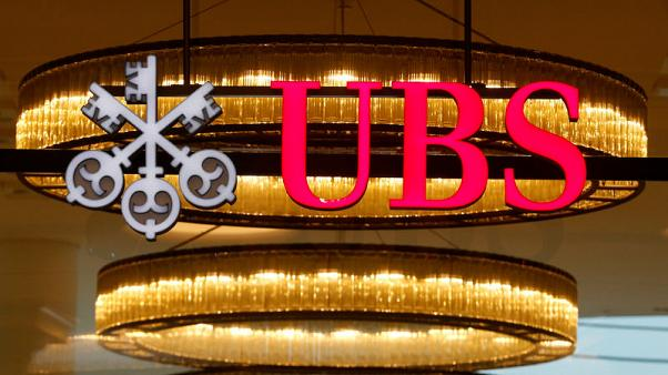 UBS transaction revenue under pressure in Q3 - CEO
