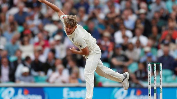 England reward Curran with central contract