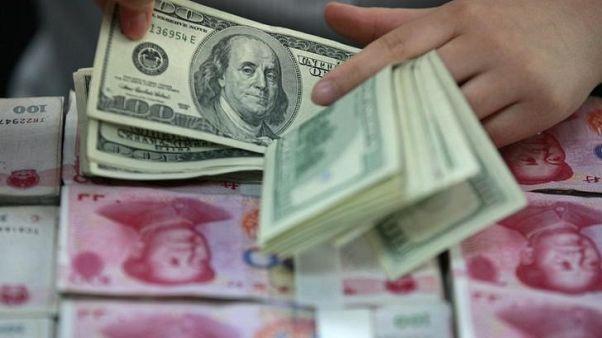 ميزان المعاملات الجارية الصيني يتحول لتسجيل عجز 0.4% في النصف/1